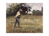 The Sower  Montfoucault  1875