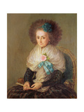 Dona Maria Antonia Gonzaga (1735-1801) Marquesa De Villafranca