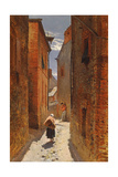 Street in the Old Town  1873