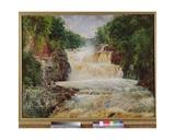 Swallow Falls  Bettws-Y-Coed  North Wales  1873