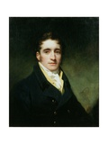 Portrait of Commander Hugh Clapperton (1788-1827) 1817