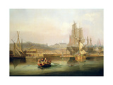 The Shipyard at Hessle Cliff  1820