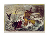 A Tub for the Whale! Published by Hannah Humphrey in 1806