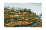The China Tea Trade  1790-1800