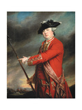 Lieutenant Colonel Francis Smith (1723-91) 1764