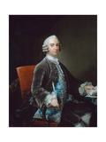 John Larpent (1710-97) Chief Clerk of the Northern Department  1749