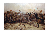The Battle of Abu Klea  17th January 1885  1896