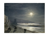 Moon Night  1885