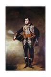 Lieutenant John James Douglas (1792-1836) C1819