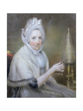 Mrs Jeremy Dixon of York (Pastel)