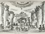 Scene of Vulcan's Grotto from the Series 'The Nuptia of the Gods'  1637