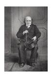 Portrait of Albert Gallatin (1761-1849)
