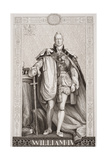 William IV (1765-1837) from 'Illustrations of English and Scottish History' Volume II