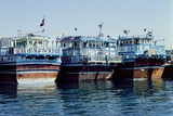Dhows in Dubai Creek