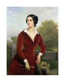 Eliza Gilbert (1821-61)