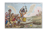 Preliminaries of Peace  or John Bull and His Little Friends Marching to Paris  Published by…