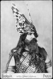 Jean Francois Delmas (1861-1933) as Wotan in 'Die Walkure' by Richard Wagner (1813-83) at the…
