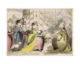La Belle Assemblee  Published by Hannah Humphrey in 1787