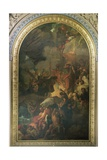 St Paul Saved from a Shipwreck Off Malta  Altarpiece of the Chapel of St Peter and St Paul in…