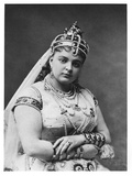 Josephine De Reszke (1855-91) as Sita in 'Le Roi De Lahore' by Jules Massenet (1841-1912)
