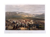 Charge of the Heavy Brigade at the Battle of Balaklava  1854