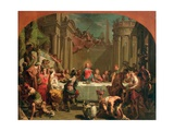 Marriage Feast at Cana  1766