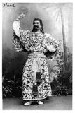 Albert Alvarez (1861-1933) in 'Thais' by Jules Massenet (1841-1912)