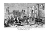 Entry of the Emir into Samarkand  from 'travels in Central AsiaIn1863' by Arminius Vambery …