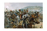The Relief of the Light Brigade  25th October 1854  1897