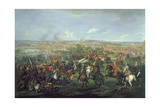 The Battle of Blenheim on the 13th August 1704  C1743