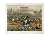 The Royal Birthday Stakes  Worcester  March 14th 1856: Grand Stand