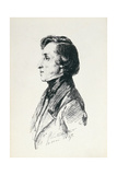 Portrait of Frederic Chopin (1810-49) 1847