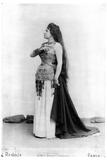 Lucienne Breval (1869-1935) as Brunhilde in 'Die Walkure' by Richard Wagner (1813-83)