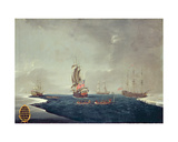 The Whaling Fleet of Sir Samuel Standidge  1788