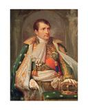 Napoleon I (1769-1821) King of Italy  C1805-10