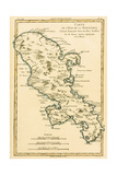 The Island of Martinique  from 'Atlas De Toutes Les Parties Connues Du Globe Terrestre' by…