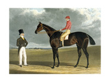 'Birmingham'  Winner of the St Leger  1830  Engraved by RG Reeve  1831