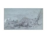 Taormina  from 'Views of Sicily'