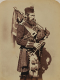 Pipe-Major Macdonald  72nd (Duke of Albany's Own Highlanders) Regiment of Foot