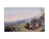 Approaching Buffalo  1837
