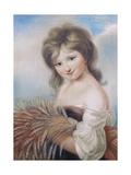 The Harvest Girl  C1780
