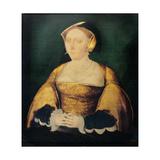 Jane Seymour (1508/9-1537) C1536