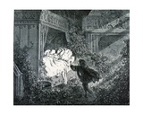 The Prince Coming into the Princess's Bedroom at the Enchanted Castle  Illustration for 'The…