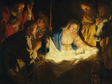 The Adoration of the Shepherds  1622