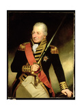 Portrait of John Jervis (1735-1823) First Earl of St Vincent  C1805