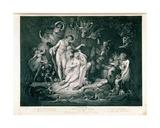 A Midsummer Night's Dream  Act IV  Scene I  1803