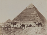 Pyramid  Egypt  1893