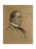 Portrait Sketch of William Ewart Gladstone (1809-98)