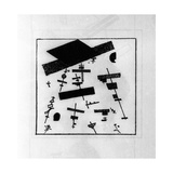 Suprematist Drawing