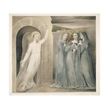 The Three Marys at the Sepulchre  C1800